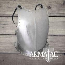 Brustpanzer aus Stahl