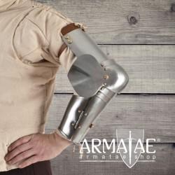 Paar Armzeug 1,8 mm Stahl