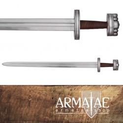 Wikinger Schwert mit Scheide