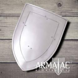 Wappenschild 2 mm Stahl