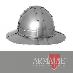 Eisenhut 14. Jh. 1,6 mm Stahl