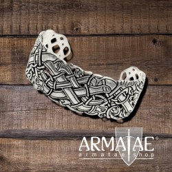 "Armreif ""Celtic"" Silber"