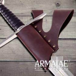 Schwerthalter ergonomisch