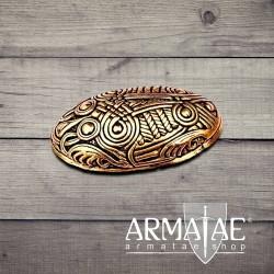 Buckelfibel Vendel Bronze