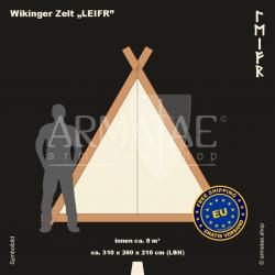 Viking-Tent Set 310 LEIFR