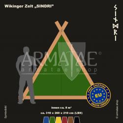 Viking-Tent Set 310 SINDRI