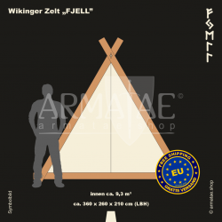 Viking-Tent Set 360 FJELL