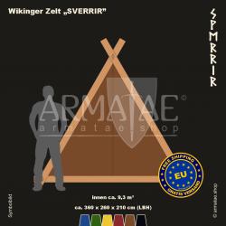 Viking-Tent Set 360 SVERRIR
