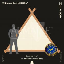 Viking-Tent Set 400 HÁKON