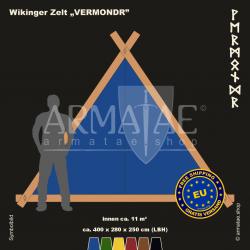 Viking-Tent Set 400 VERMONDR