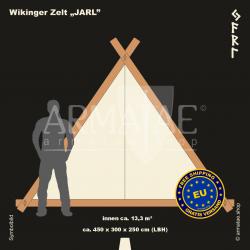 Viking-Tent Set 450 JARL