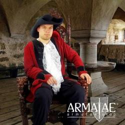 Piraten Gehrock Jack Rot /...