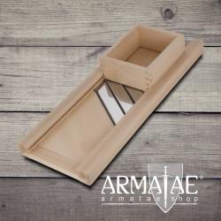 Krauthobel mit Schublade 80 cm