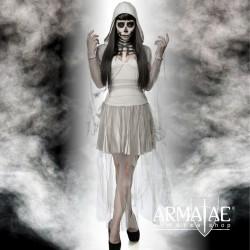 ☠️ Kostüm Set Skeleton Ghost