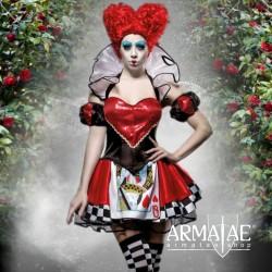 🎬 Kostüm Set Red Queen
