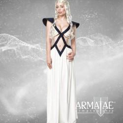 🎬 Kostüm Set Dragon Queen -...