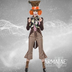 🎬 Kostüm Set Crazy Hatter