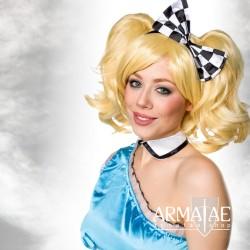 🎬 Perücke Alice wandelbar