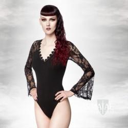 Gothic Body aus Spitze &...