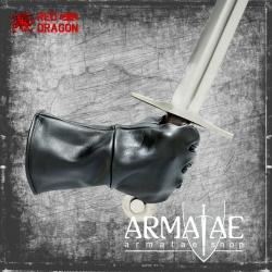 Schwertkampf Handschuhe...