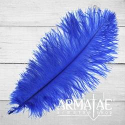 Blondine 30 - 40 cm Blau