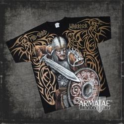 "T-Shirt ""Midgard Warrior"""