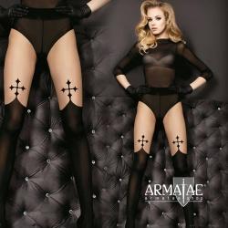 Black Cross Design...