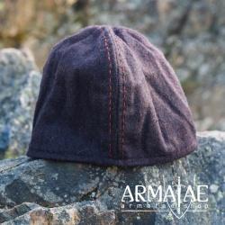 Wikinger Mütze aus Wolle Sjard