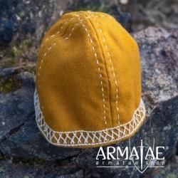Wikinger Mütze aus Wolle Yngvy