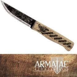 Norse Dragon Knife - Viking...